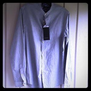 Zara mens Oxford Shirt Size Small  NWT